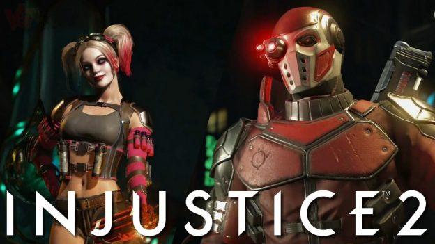 injustice2_HarleyQuinnDeadShot 2