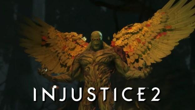 injustice 2swampthing