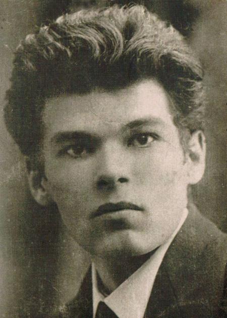 Поет Михайль Семенко (1892-1937) став жертвою політичних репресій
