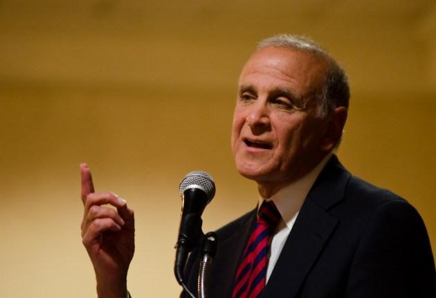Bruce Lisman: From Burlington neighborhood to Wall Street