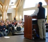 At NOFA conference, challenges of climate change addressed