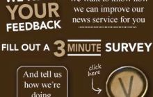 VTDigger wants your feedback: Fill out our 3-minute survey