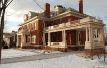 Landscape Confidential: Porches through the years