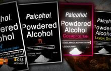 Senate tries to ban sale of powdered alcohol products