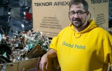 In This State: Robin Ingenthron has a passion for recycling
