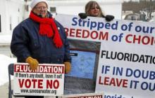 Bennington voters reject fluoridation