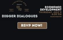 Digger Dialogue: Economic Development in Bennington County