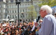 Postal workers back Bernie Sanders