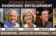Don't miss the Digger Dialogue on Economic Development with the gubernatorial candidates Nov. 3