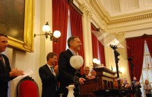 Margolis: Hints of the valedictory in Shumlin's last State of the State