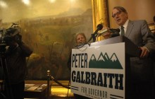 Galbraith Wikipedia page continues to be battleground