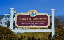 Colby Symposium: Norwich Cadets hear the consequences of war