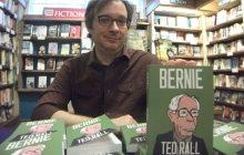 'Bernie' biography goes graphic
