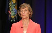 Minter says gun control is top priority