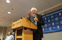 Sanders has special words for northern New Englanders