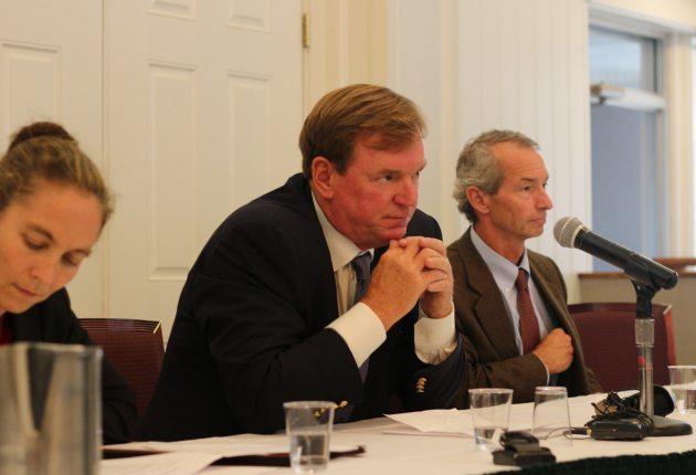 Lead investor makes case to regulators to buy Burlington Labs