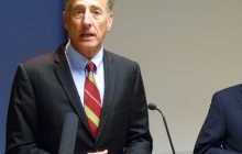 Shumlin jabs controversial drugmaker but holds off full punch