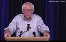 Sanders' kickoff of nonprofit answers some questions, raises others