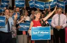 Minter cruises to Democratic nomination for governor