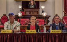 Women's concerns provide battleground for candidates