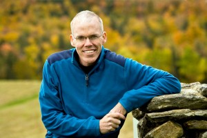 Bill McKibben. Photo courtesy of Bill McKibben