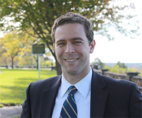 State Senator and Burlington mayoral candidate Tim Ashe. Courtesy photo.