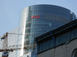 CGI headquarters in Montreal. VTDigger photo