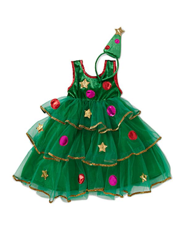 Платье ёлочки своими руками для девочки