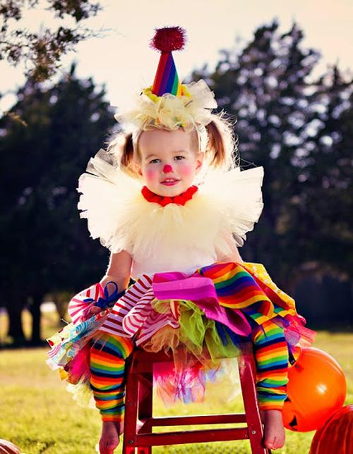 Карнавальные костюмы клоуна своими руками