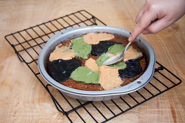 Как сделать торт в форме звезды
