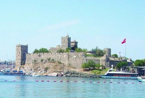 Bodrum đảo ngọc của Thổ Nhĩ Kỳ