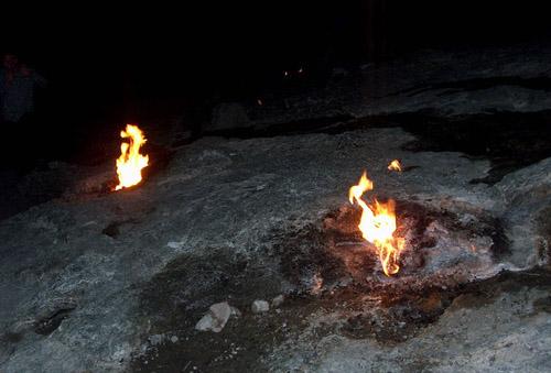 Ngọn lửa cháy 2500 năm