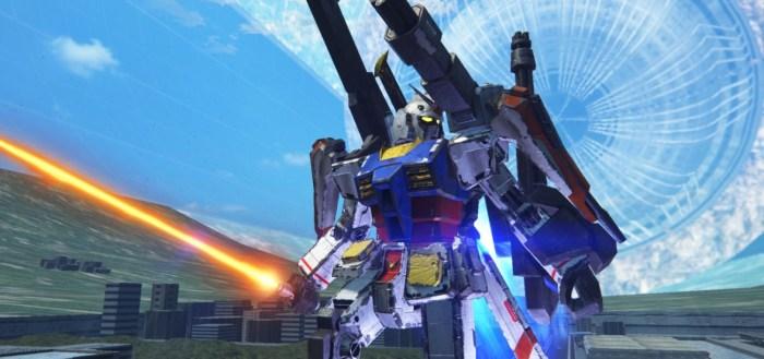 Gundam Breaker 3 screenshot
