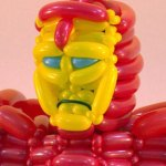 500 Balloon Iron Man Challenge