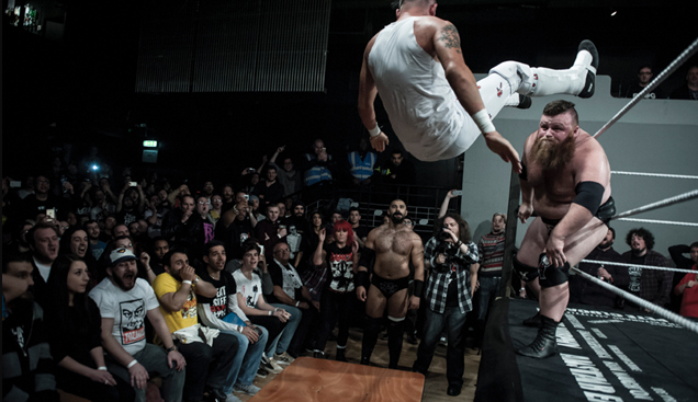 how to download progress wrestling shows