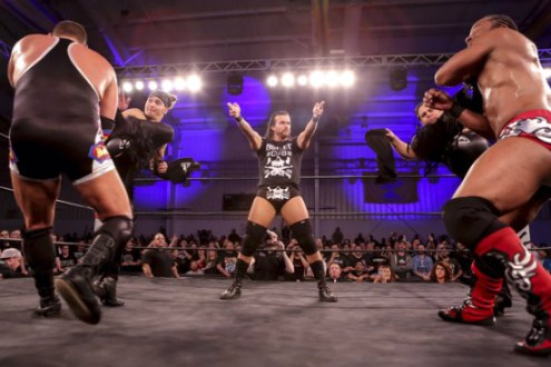 The Adam Cole - Jay Lethal Rivalry