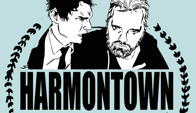 HARMONTOWN HEADER