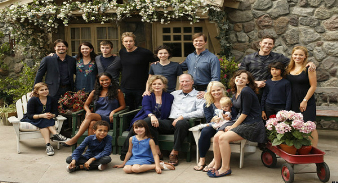 parenthood tv
