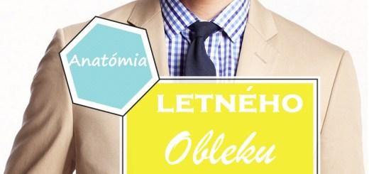 Anatómia letného obleku