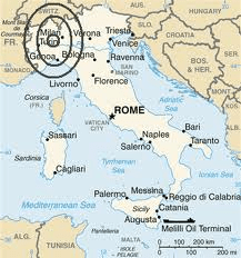 """"""" Nothern Italy"""""""