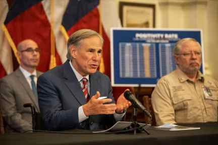 Texas Gov. Sends National Guard and State Troopers to Respond to Border Crisis