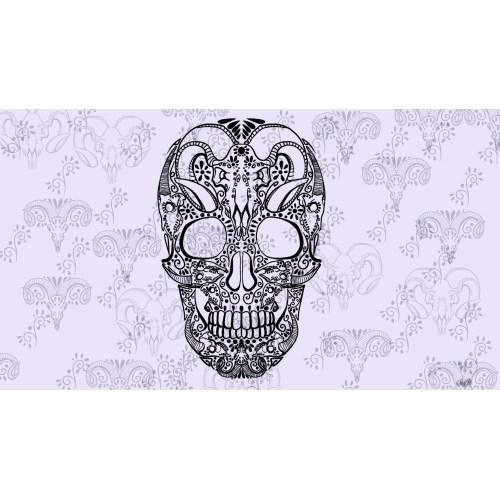 Medium Crop Of Sugar Skull Wallpaper