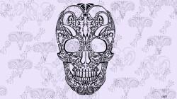 Small Of Sugar Skull Wallpaper