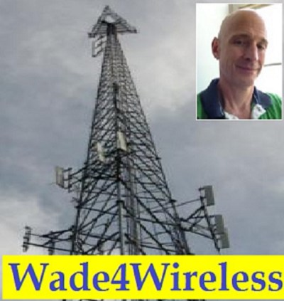 Wade4Wireless for the wireless deployment industry.