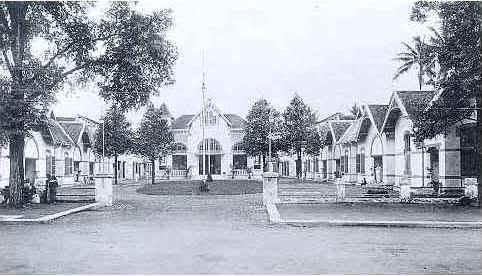 Hotel Yogya Inna Garuda tahun 1941 Foto Foto Kota Jogja Tempo Doeloe