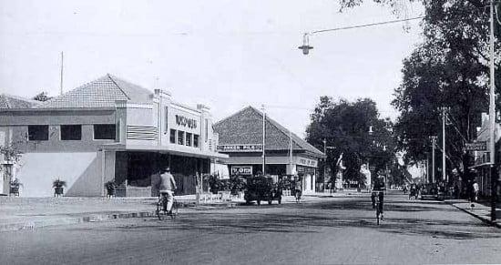Siti Hinggil tahun 1935