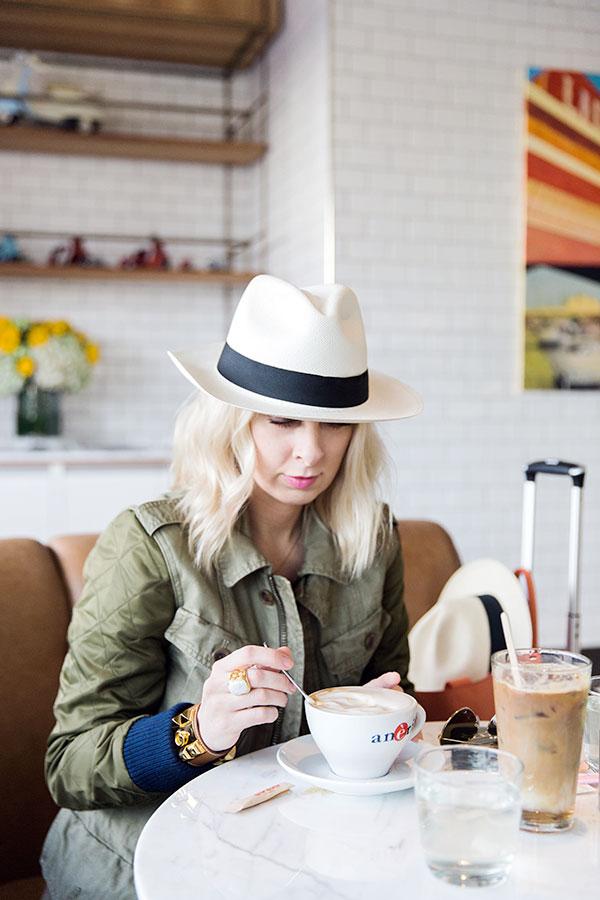 Coffee Talk, Waiting on Martha. Kathryn McCrary Photography