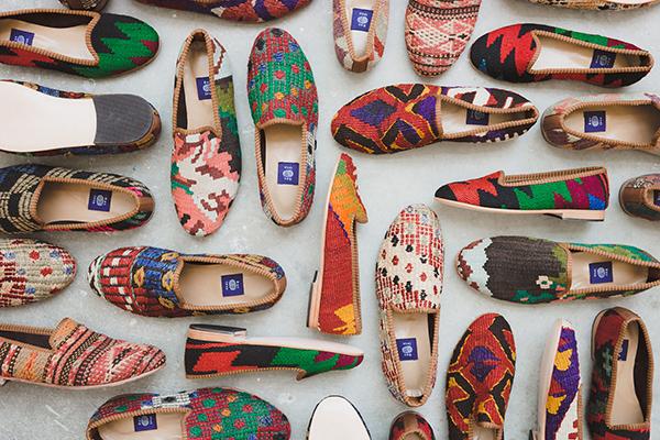 Res Ipsa kilim loafers | waitingonmartha.com