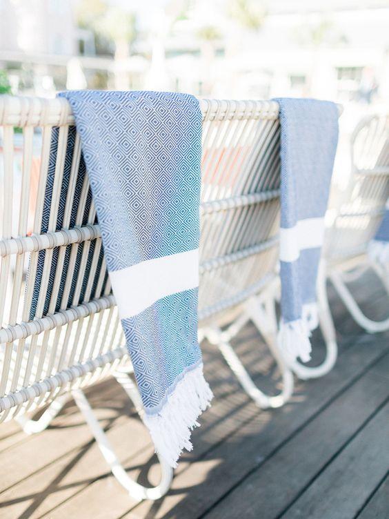 Beach Towels or Blankets