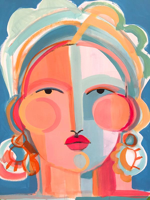 An interview with artist Hayley Mitchell